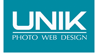 UNIK Photo Web Design